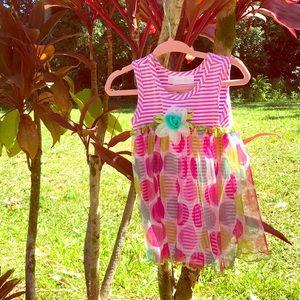 Polka dot Dress by Bonnie Baby